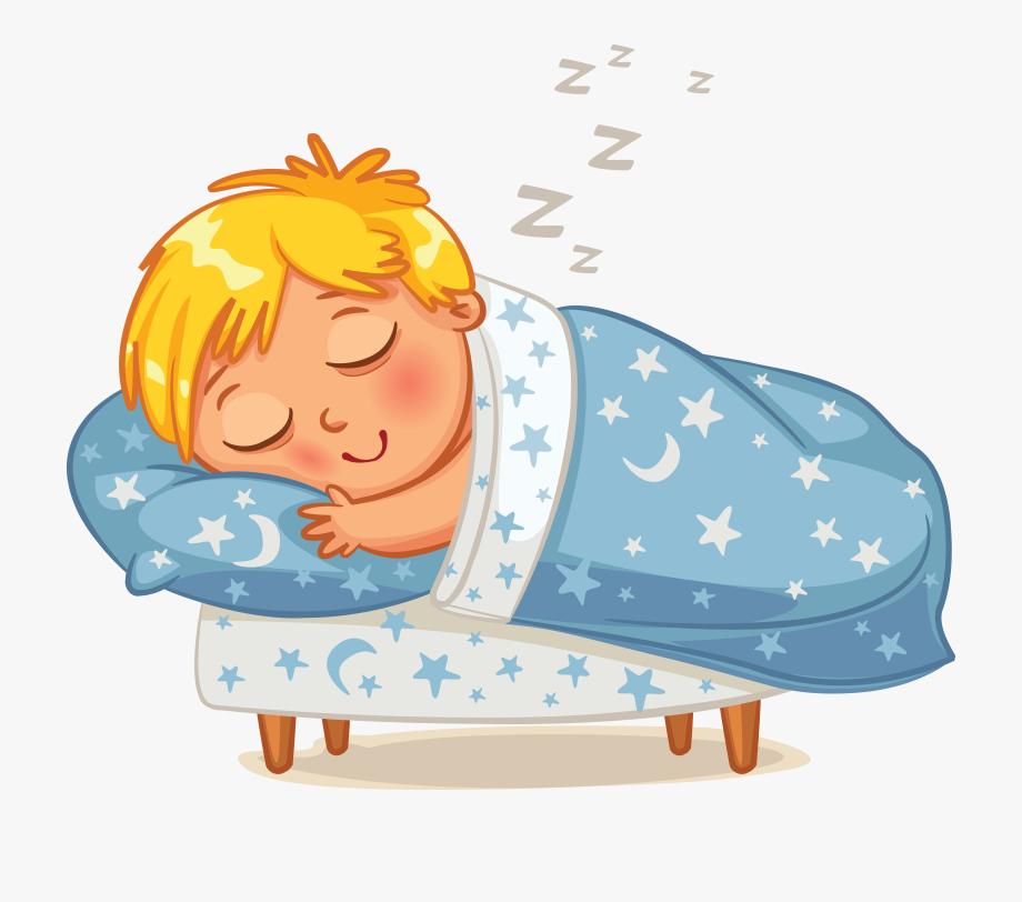 Sleep Well Clipart.