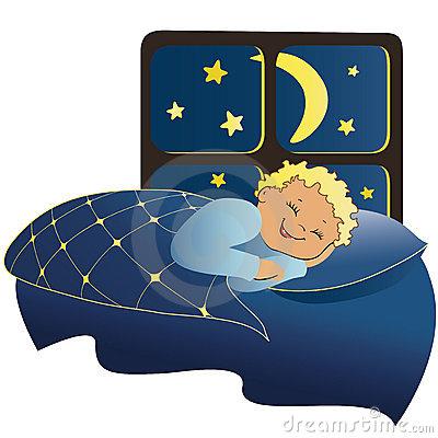 1497 Sleep free clipart.