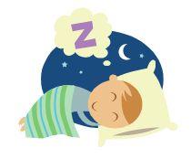 Sleep Time Clipart.
