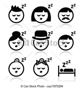 Sleep Zzz Clipart Black And White.