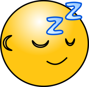 Sleeper Clipart.