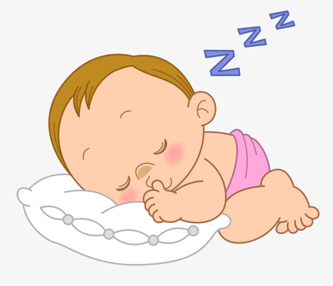 Sleeping baby clipart 4 » Clipart Station.