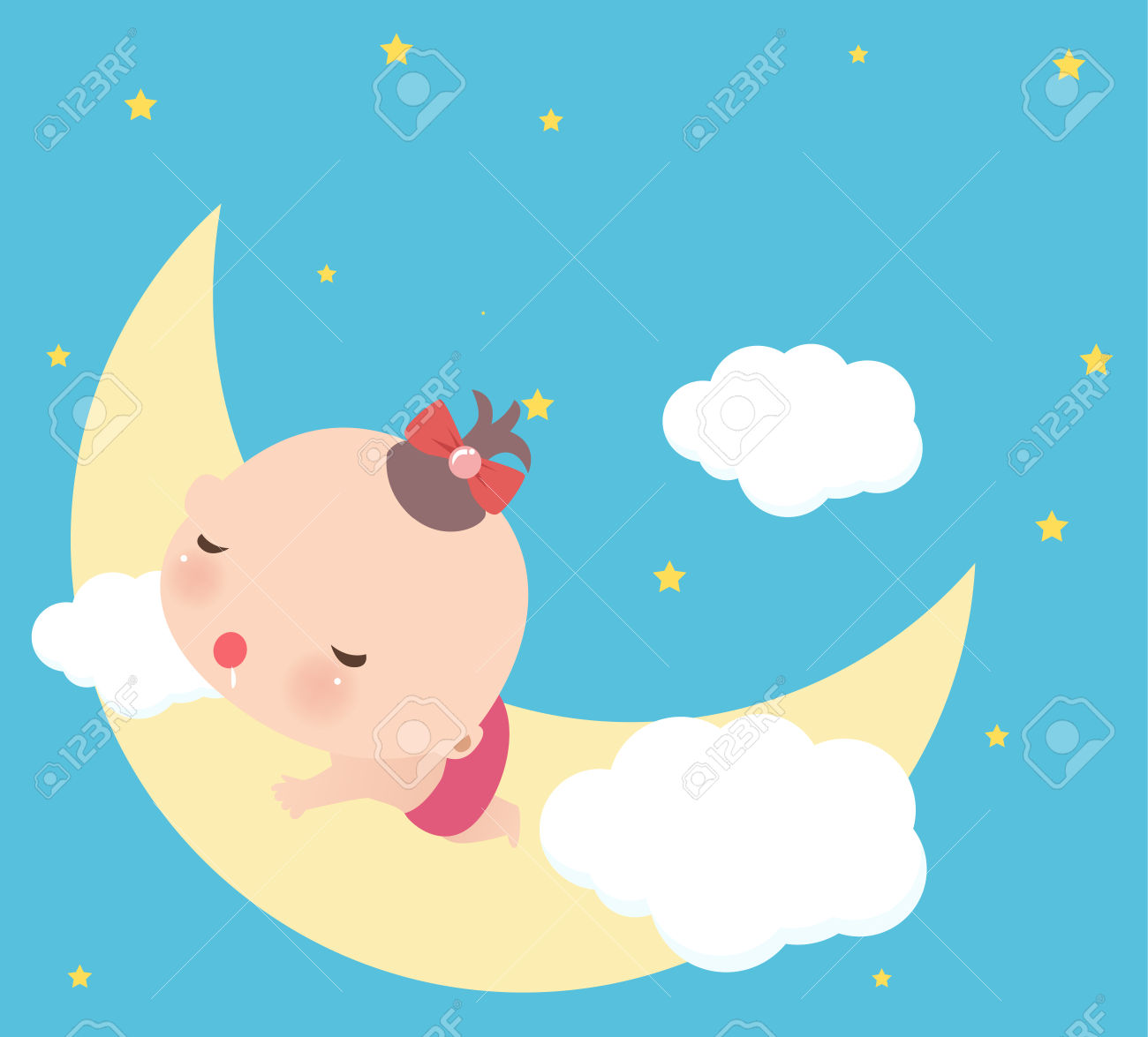 Free Sleeping Baby Cliparts, Download Free Clip Art, Free.