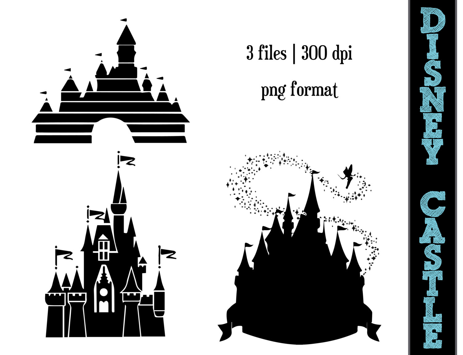 Clip Art Sleeping Beauty Castle Disneyland Clipart.