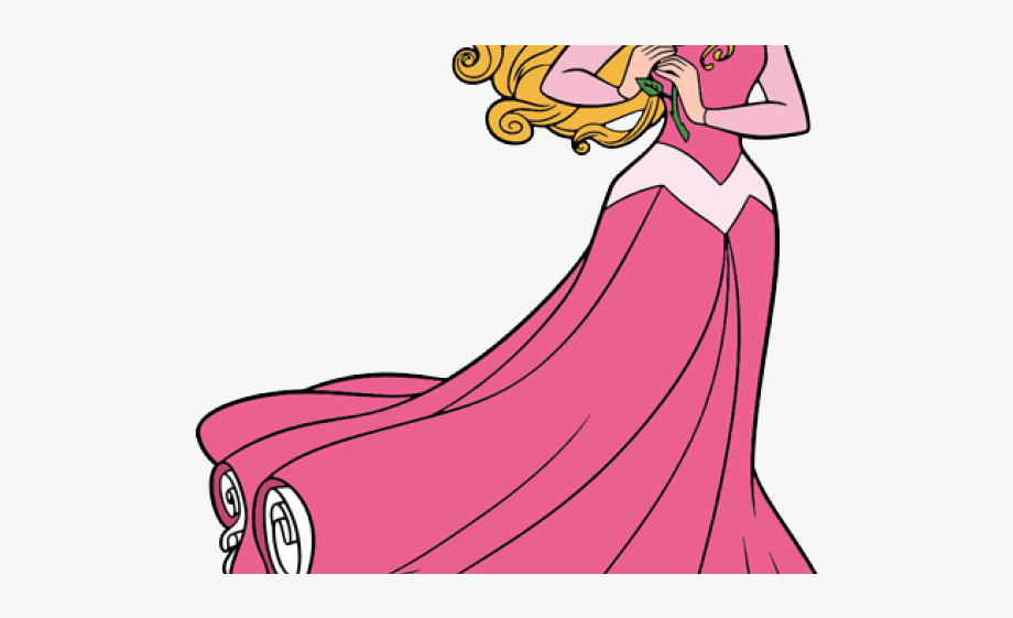 Sleeping Beauty Clipart.