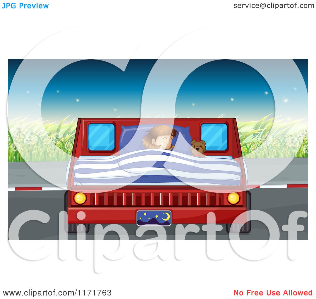 Sleeping Car Clipart Clipground