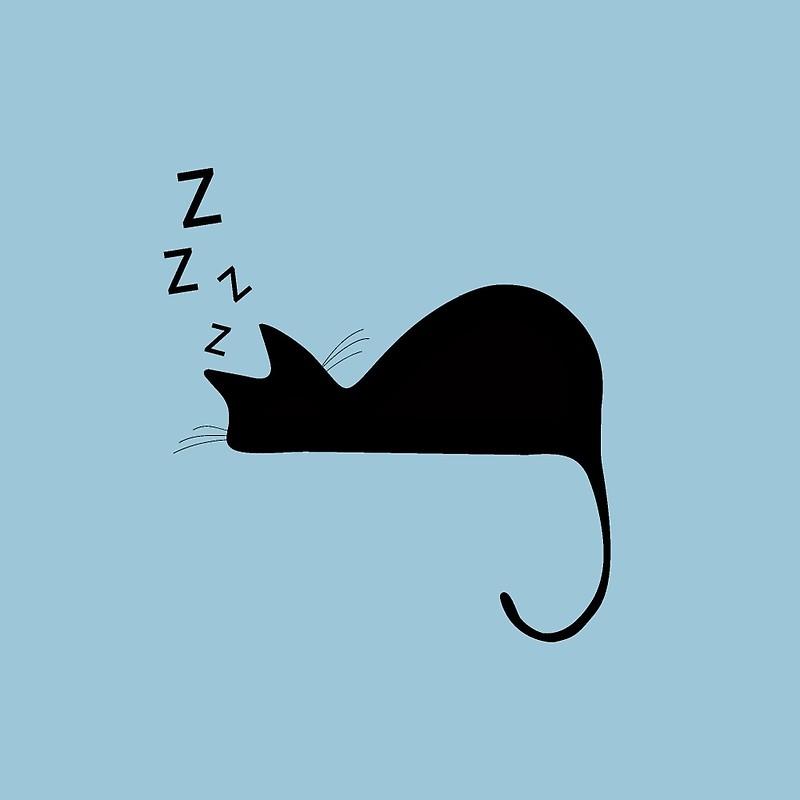 Sleeping Silhouette at GetDrawings.com.