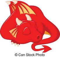 Sleeping dragon Clipart and Stock Illustrations. 84 Sleeping.