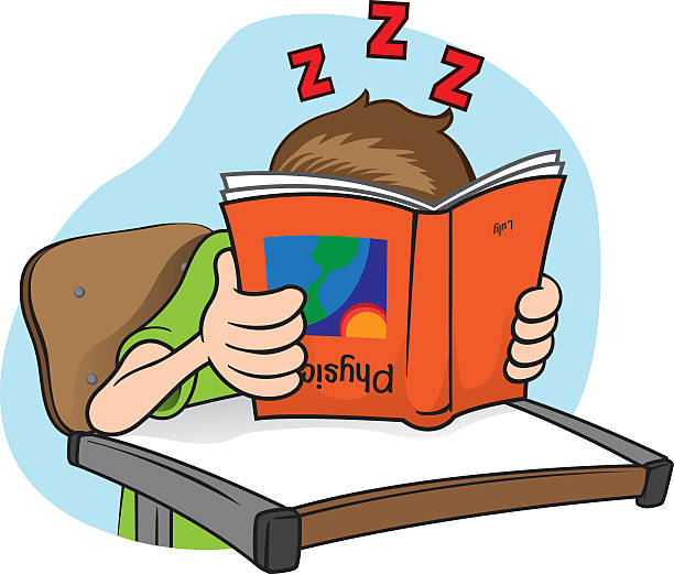 Sleeping in class clipart 4 » Clipart Station.