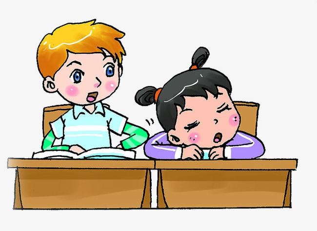 Sleeping in class clipart 8 » Clipart Station.