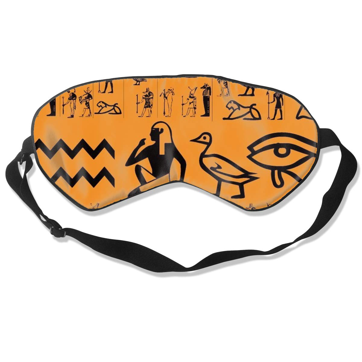 Amazon.com : Ancient Egypt Clipart Orange Eye Mask.