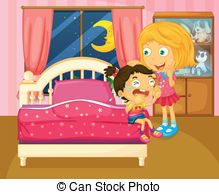 Sleeping quarters Clipart and Stock Illustrations. 61 Sleeping.