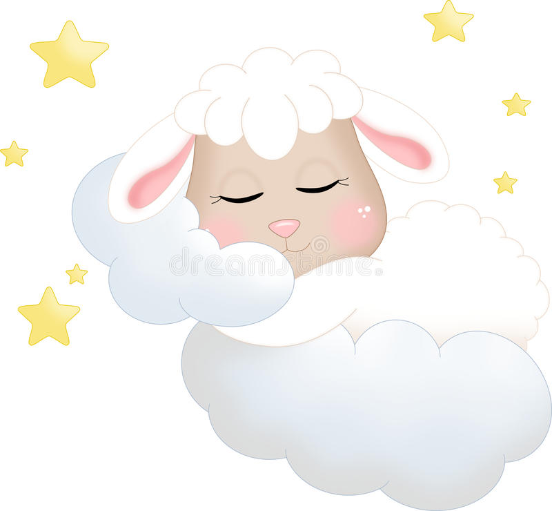 Download sleeping sheep clipart Suffolk sheep Sleep Clip art.