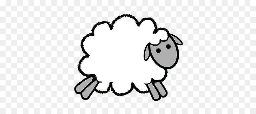 Counting sheep Suffolk sheep Drawing Clip art.