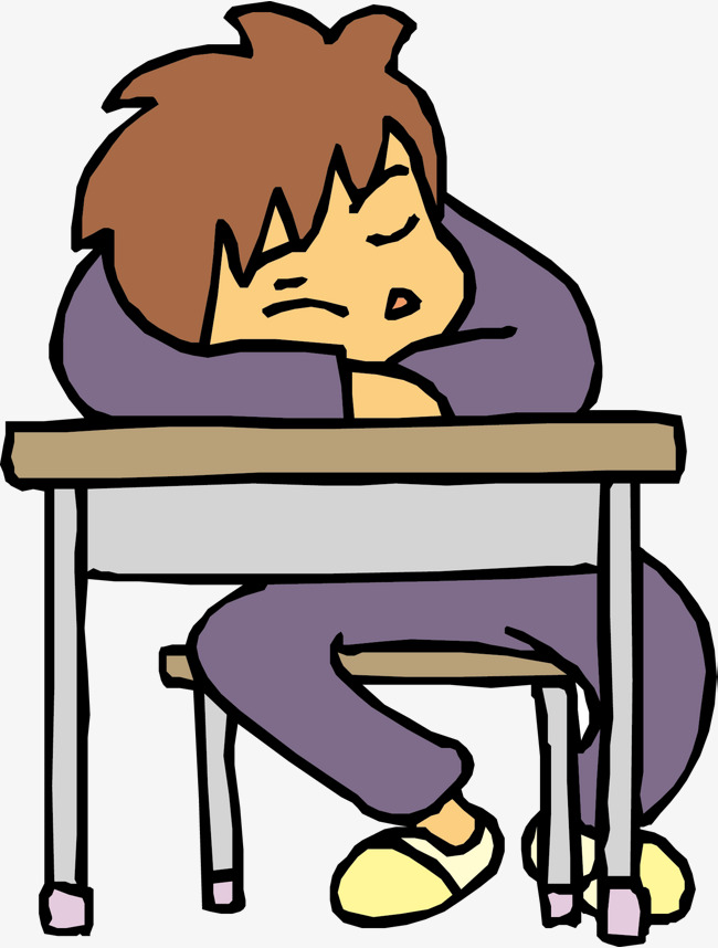 Sleeping student clipart 6 » Clipart Station.