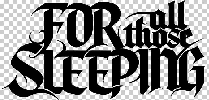 Logo For All Those Sleeping Sleeping With Sirens Pierce The.