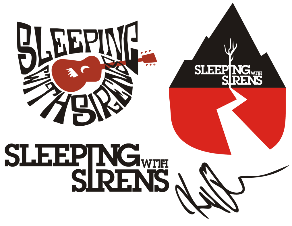 Sleeping With Sirens By Fachrezy On DeviantArt Logo Image.