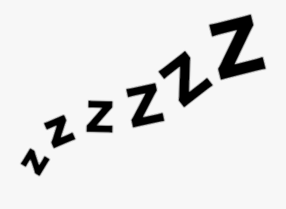 Sleeping Zs Sticker.