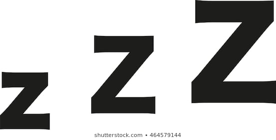 Sleeping Z\'s Clipart (98+ images in Collection) Page 3.