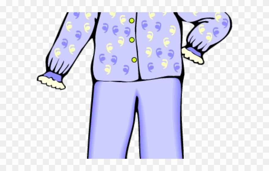 Clothes Clipart Pajamas.