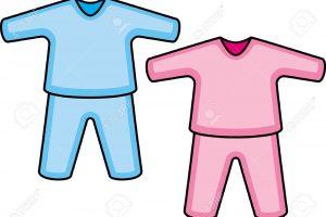 Pajamas clipart nightgown, Pajamas nightgown Transparent.