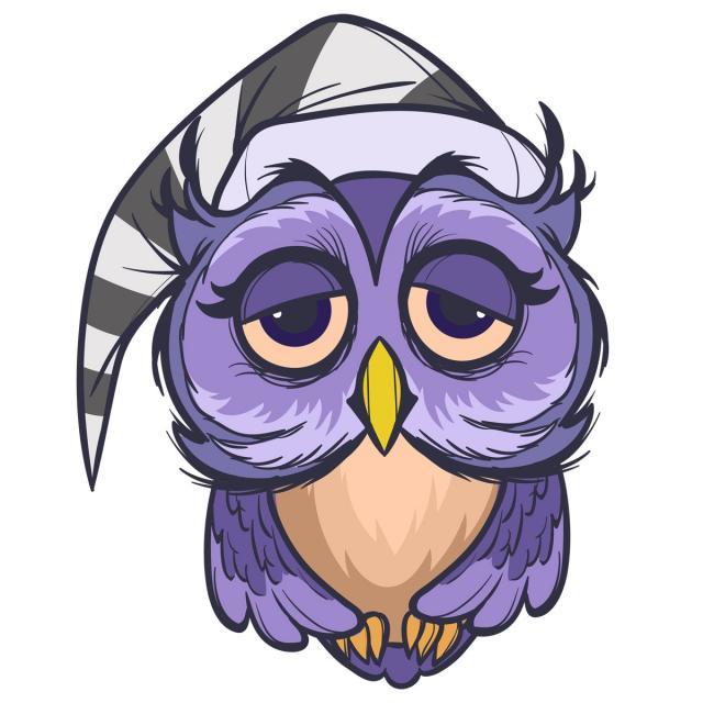 Sleeping Owl Png & Free Sleeping Owl.png Transparent Images.