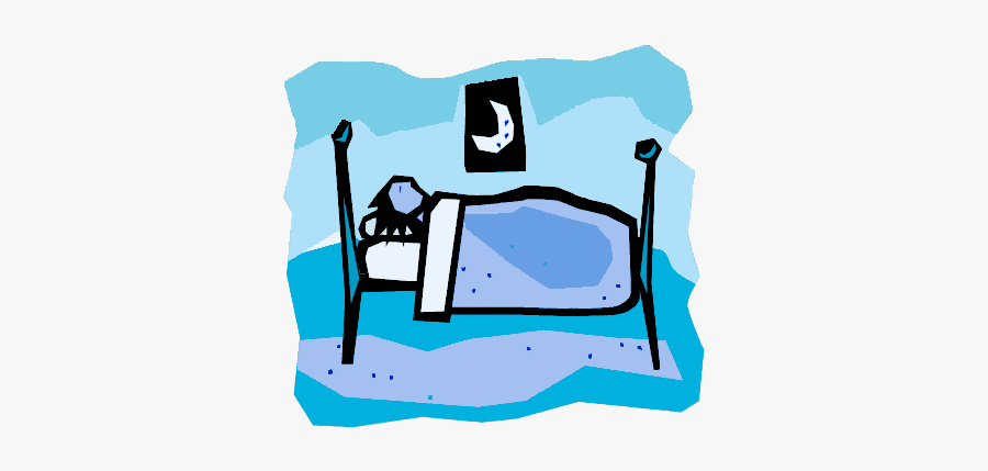Bed Clipart Sleepy Person Transparent Stunning Free.