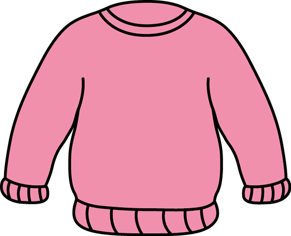 Long Sleeve Shirt Clipart.