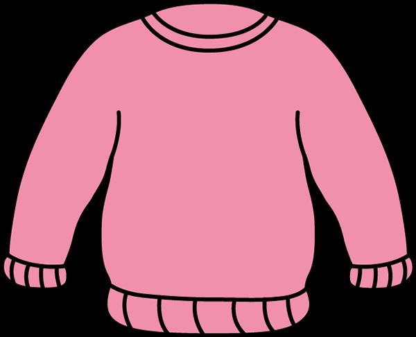 Long Sleeve Shirt Clipart.