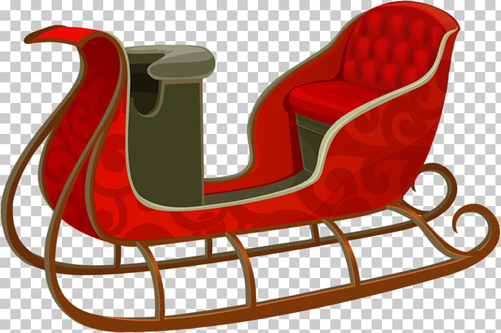 Santa And Sleigh Clipart Free Download Clip Art.