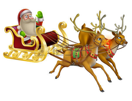 1,424 Sleigh Ride Stock Illustrations, Cliparts And Royalty Free.