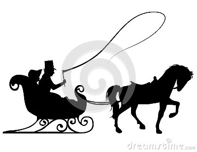 Horse Sleigh Stock Photos, Images, & Pictures.