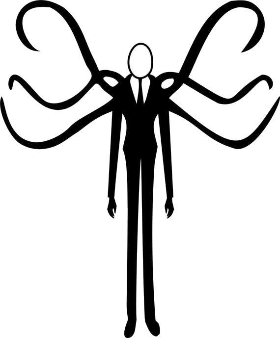Download Free png Slender Man PNG, Download PNG image with.