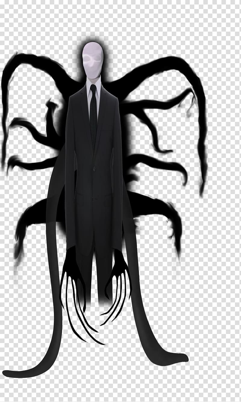 Slenderman , Slender Man Free transparent background PNG.