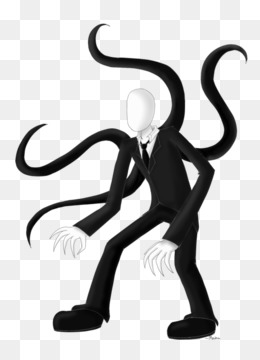Slender The Arrival clipart.