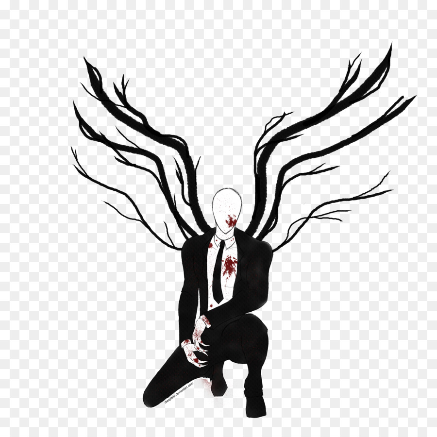 Slenderman Clipart Slender The Arrival.