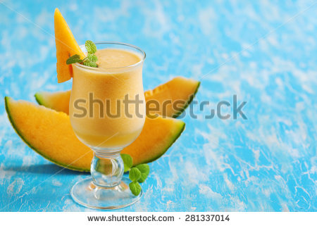 Cantaloup Stock Photos, Royalty.