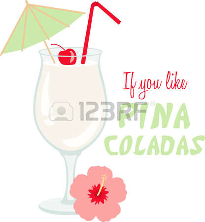 682 Pina Colada Cliparts, Stock Vector And Royalty Free Pina.