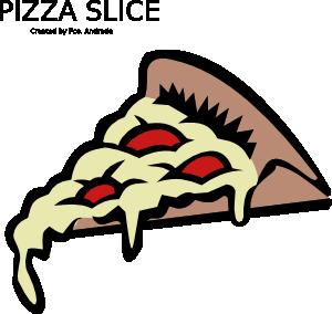 Pizza slice clip art free.