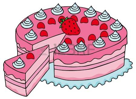6,459 Cake Slice Stock Vector Illustration And Royalty Free Cake.