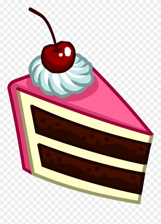 Slice Of Cake Icon.