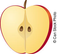 Half apple Illustrations and Clip Art. 1,301 Half apple royalty.