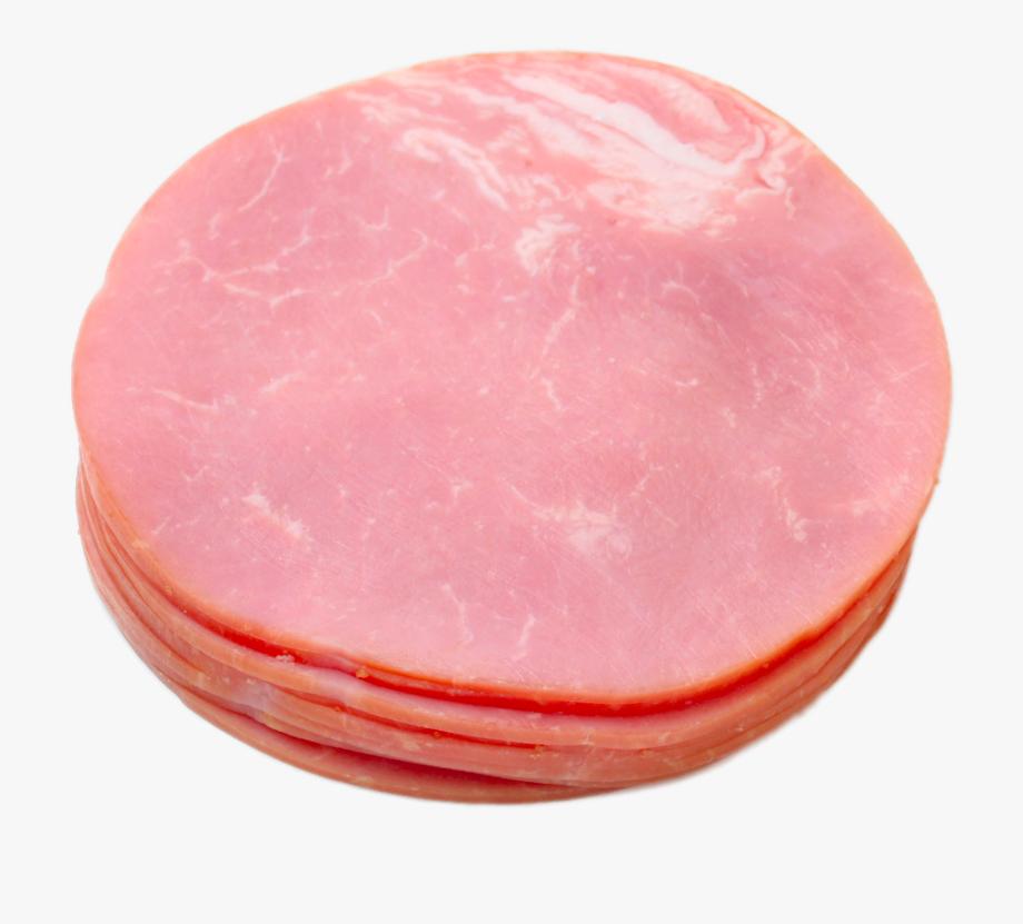 Sliced Ham Png.