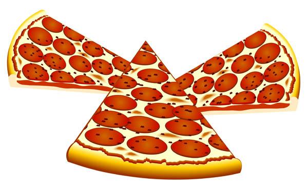 Pizza Slice Clipart.