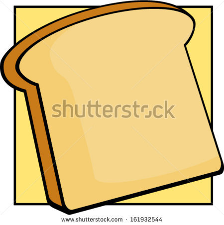 Slice Of Toast Stock Photos, Royalty.