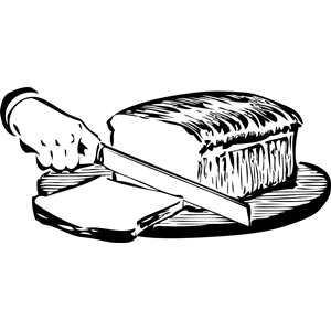slicing bread clipart, cliparts of slicing bread free download.