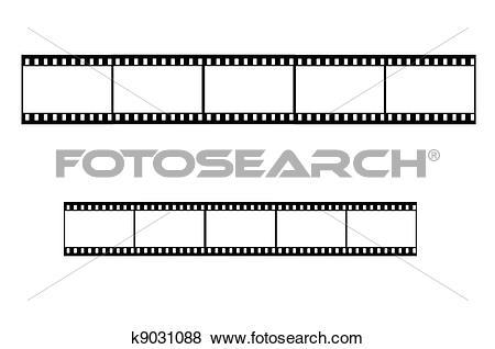 Stock Illustration of Photo slide film frame k9031088.