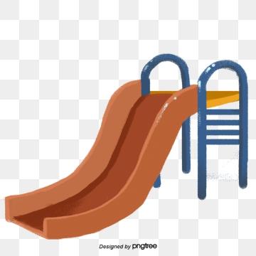 Children Slide PNG Images.