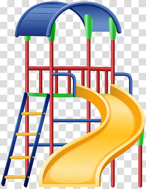 Toy Playground slide Child, kids toys transparent background.