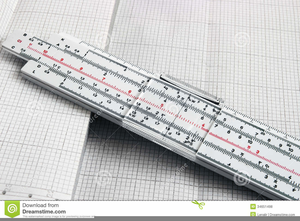 Slide Rule Clipart Free.